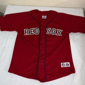 Youth Red Sox Lowell jersey 17x22 inch